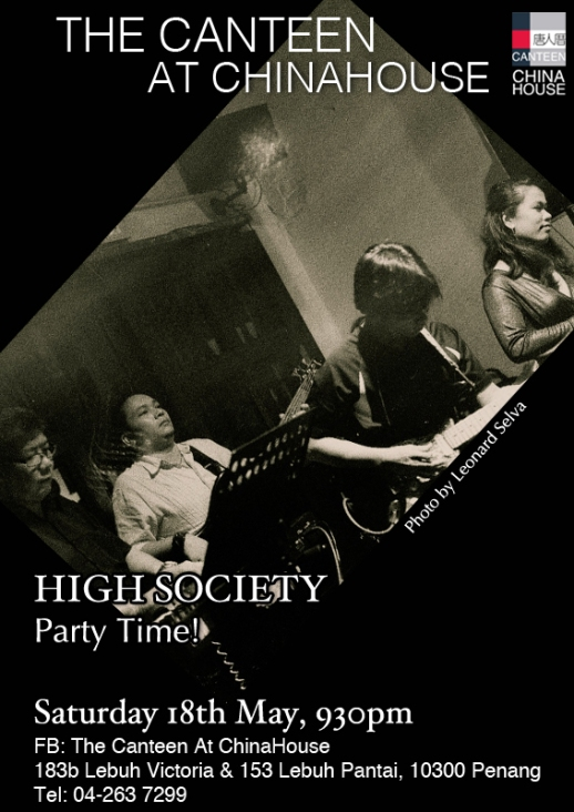 High Society 18th May